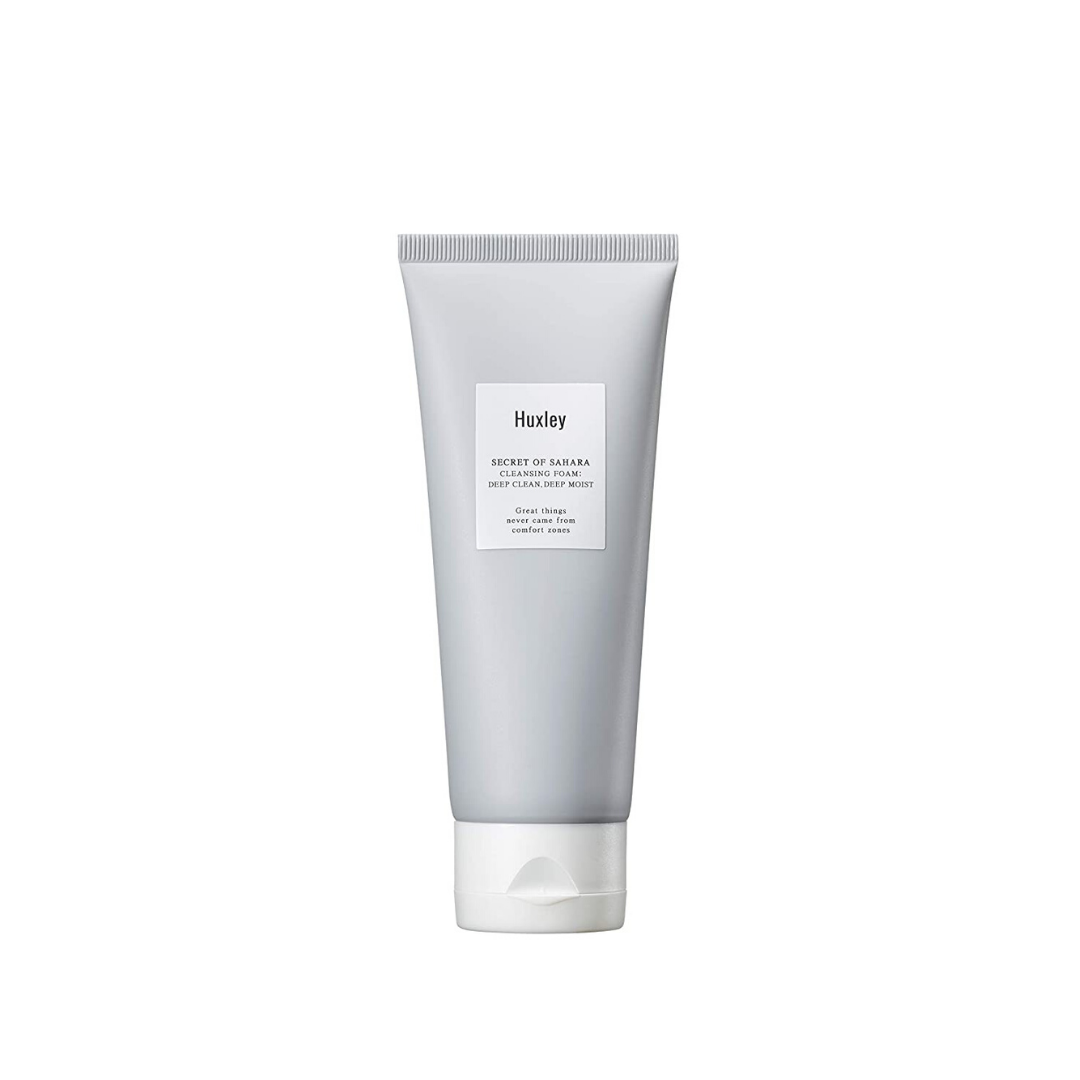 huxley-secret-of-sahara-cleansing-foam