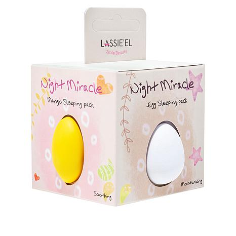 Lassie'el Sleeping Mask 8-piece Collection