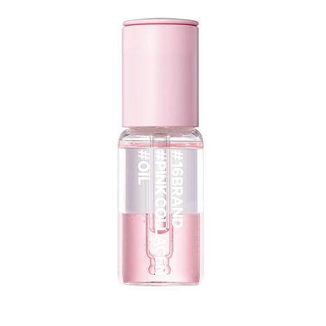 16Brand Pink Collagen Face Oil