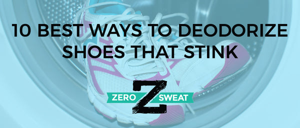 10 Best Ways To Deodorize Shoes That Stink