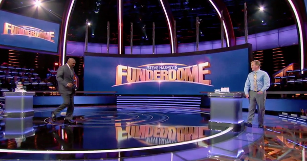 ZeroSweat on Steve Harvey's Funderdome on ABC