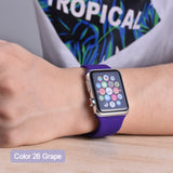 Pulseira Silicone (Watch / Apple / Iwo) - BeClock