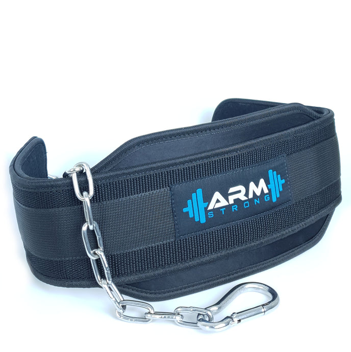 Armstrong Neoprene Dipping Weight Belt - Black