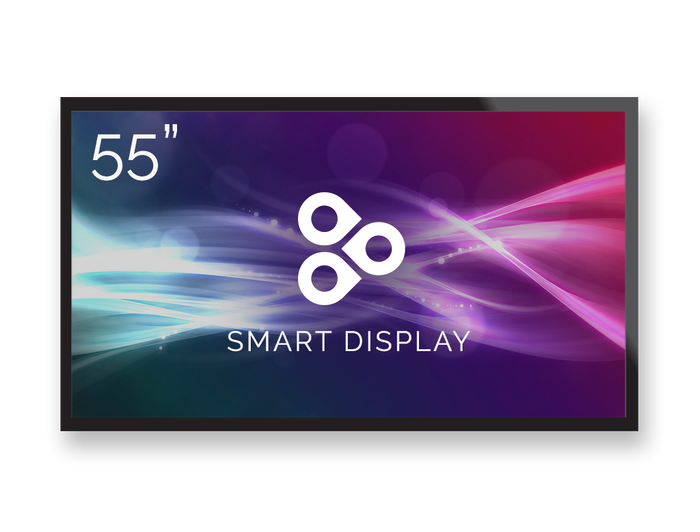"55"" ViewSonic Commercial Display Powered by Enplug"