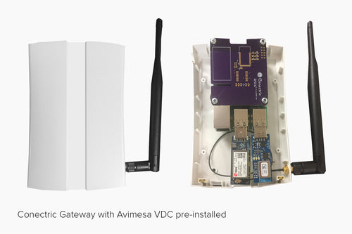 Avimesa + Conectric Smart Buildings IoT Kit (Pro)