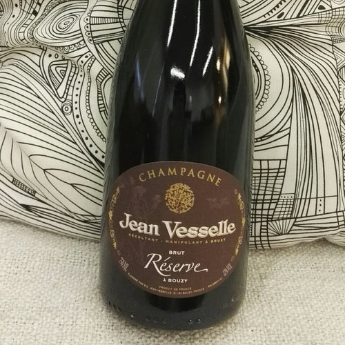 NV Brut Reserve, Champagne Jean Vesselle, Bouzy, Champagne