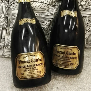 (2 bottles) The Two Faces of 2013 L'Or des Basses Ronces