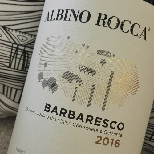 (4 bottles) Albino Rocca Barbaresco DIY Pack