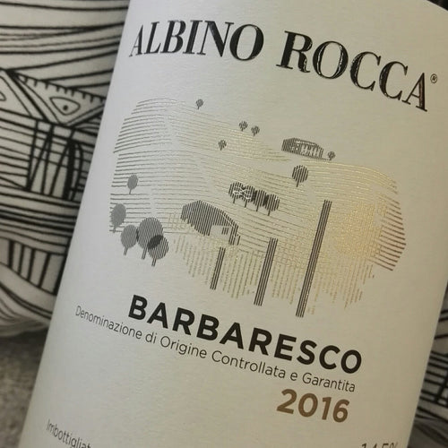(5 bottles) Albino Rocca Barbaresco DIY Pack
