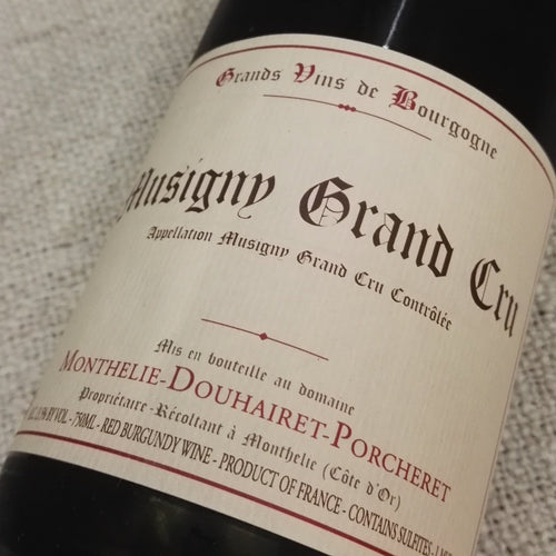 2000 Domaine Monthelie-Douhairet-Porcheret, Musigny, Bourgogne