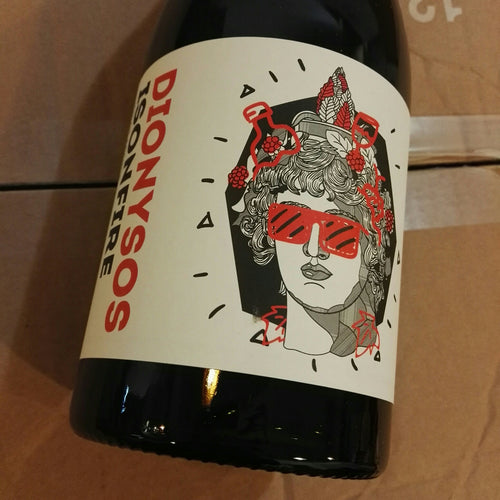 2019 Dionysos, Vin de France, Gamay, by Domaine des Marnes Blanches