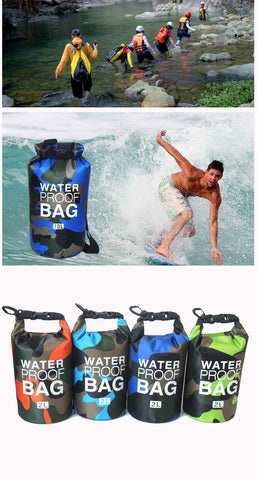 2L Ultralight Waterproof Dry Bag