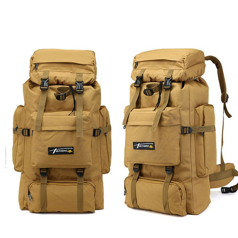 70L Military Tactical Backpack