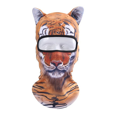 Full Face Animal Balaclava Windshield