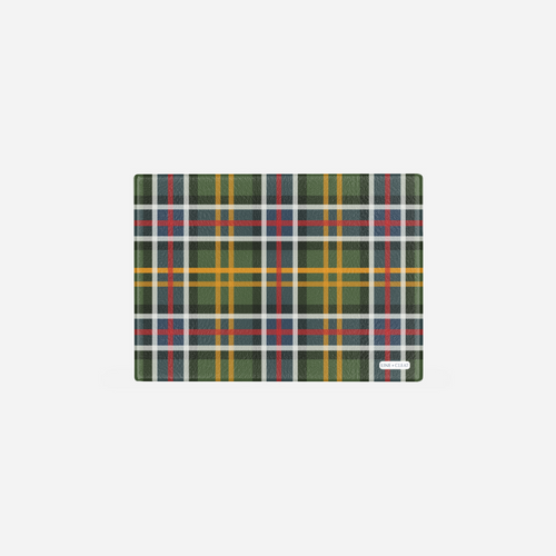 Autumn Tartan Bar Board