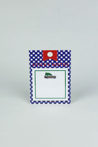 Shaker Siding Holiday Sticky Notes