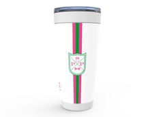 Load image into Gallery viewer, Preppy Podcast x Line + Cleat Tumbler | Pre-Order