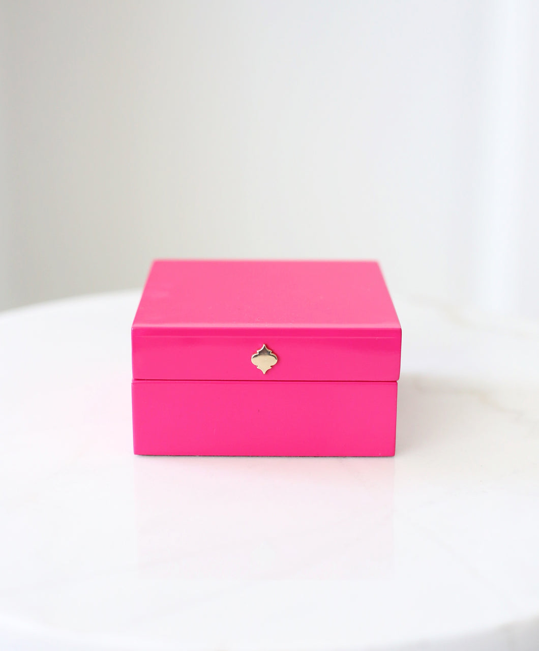 Pink Bauble Box
