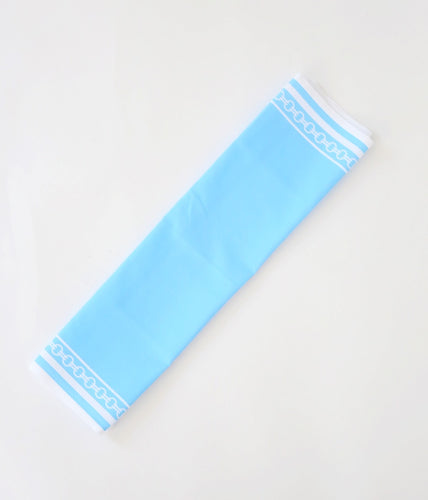 Chain Bar Towel (Blue) | Line + Cleat