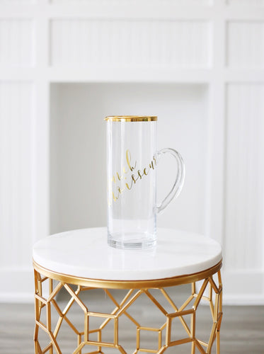 Brunch Beverage Pitcher
