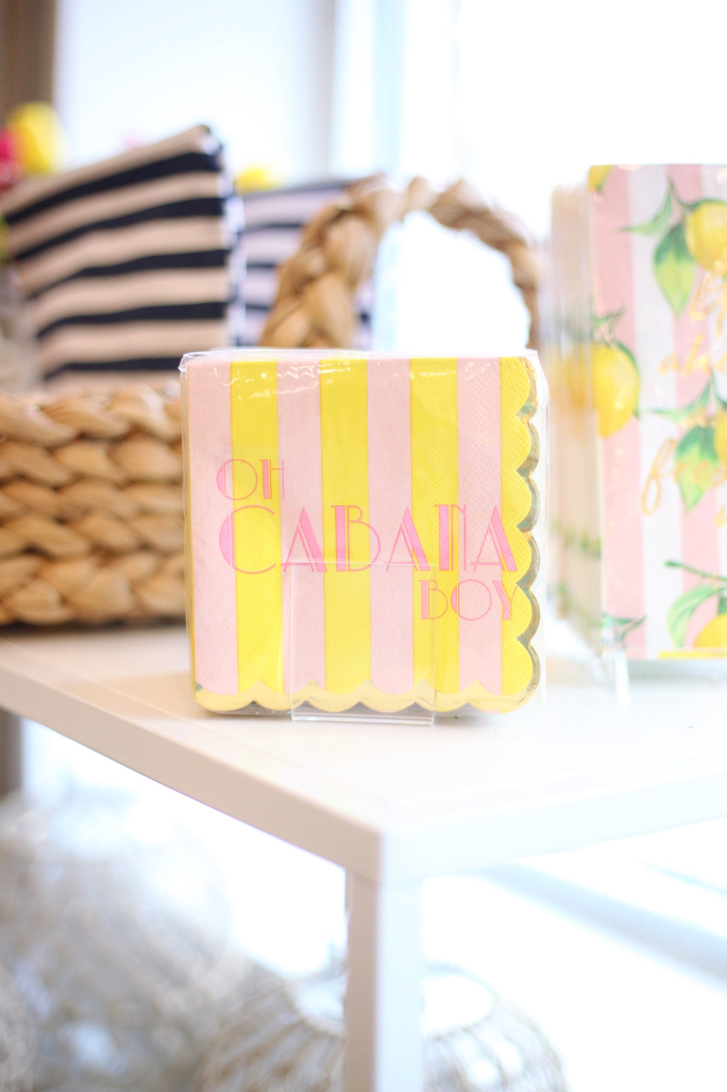 Cabana Cocktail Napkins