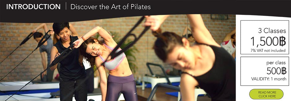 trial pilates 3 classes validity 1 month