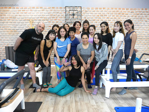 Polestar Pilates Bangkok - Pilates instructor training