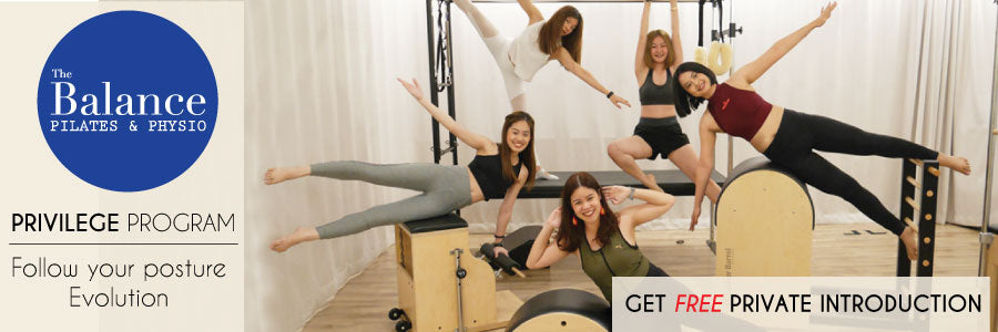 The Balance Pilates Bangkok