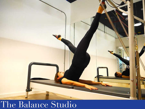 Pilates private session the best rate in Bangkok now 1,700฿ at BTS Asoke
