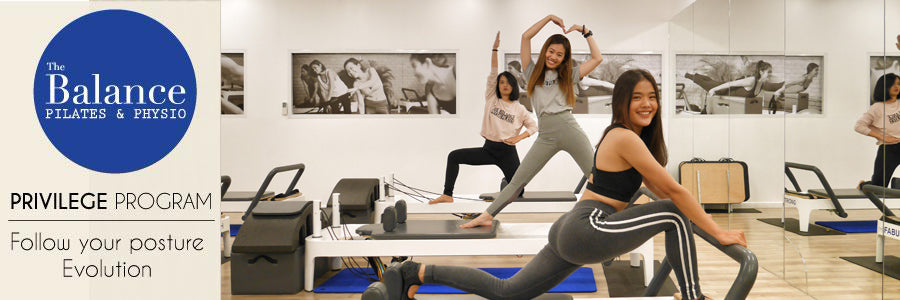 The Balance Physio Pilates Bangkok