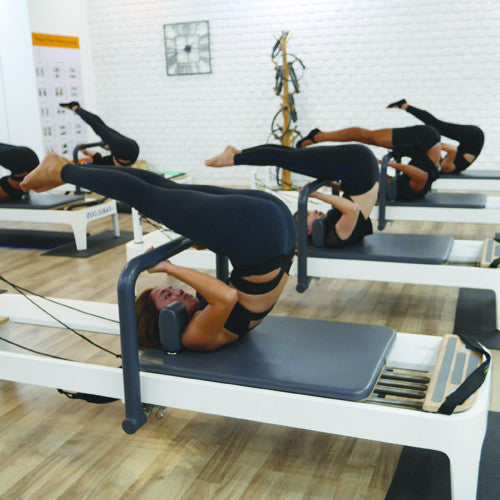 40 classes Pilates Reformer Intensive