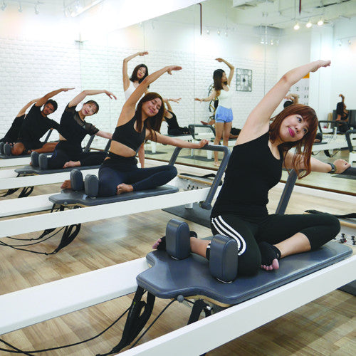 100 classes Pilates Reformer Intensive