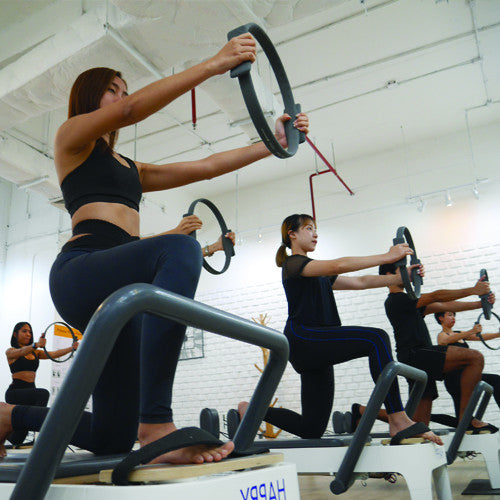 10 classes Pilates Reformer Intensive