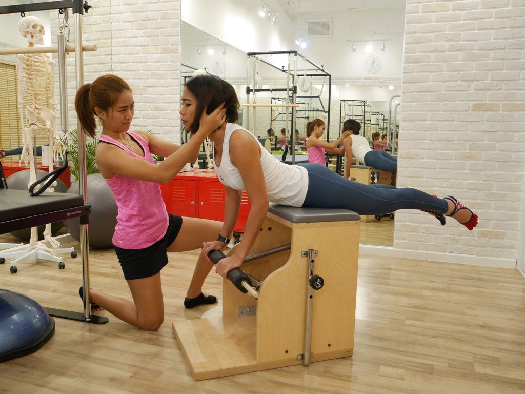 Private Pilates Buy 3 Get 1 FREE