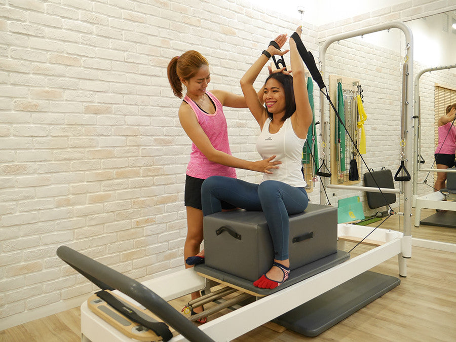 3 Private Pilates classes
