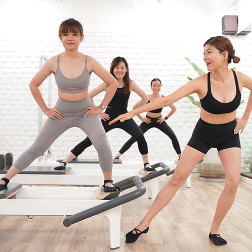 Top 10 Pilates 10 Classes