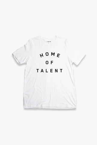 Home of Talent Men's T-Shirt - White