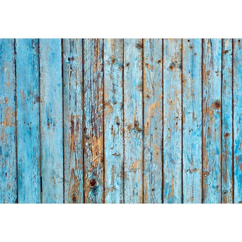 Blue Wood Floor Backdrop Grunge Wood Photography Background