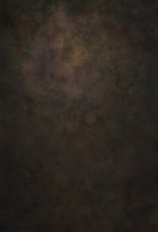 Dark Brown Mottled Abstract Photo Backdrops for Picture