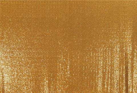 Gold Sequins Fabric Photography Backdrop for Party