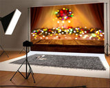Glitter Christmas Photography Backdrops
