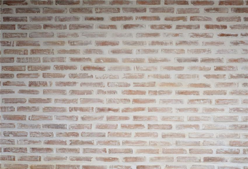 Vintage Brick Wall Photo Beige Photography Backdrops