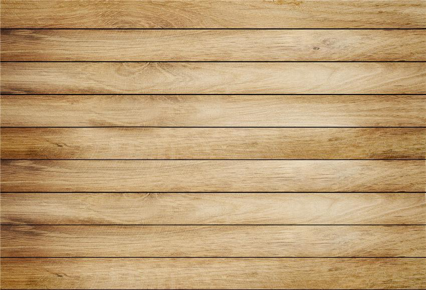 Light Brown Wooden No Wrinkle Photography Backdrop