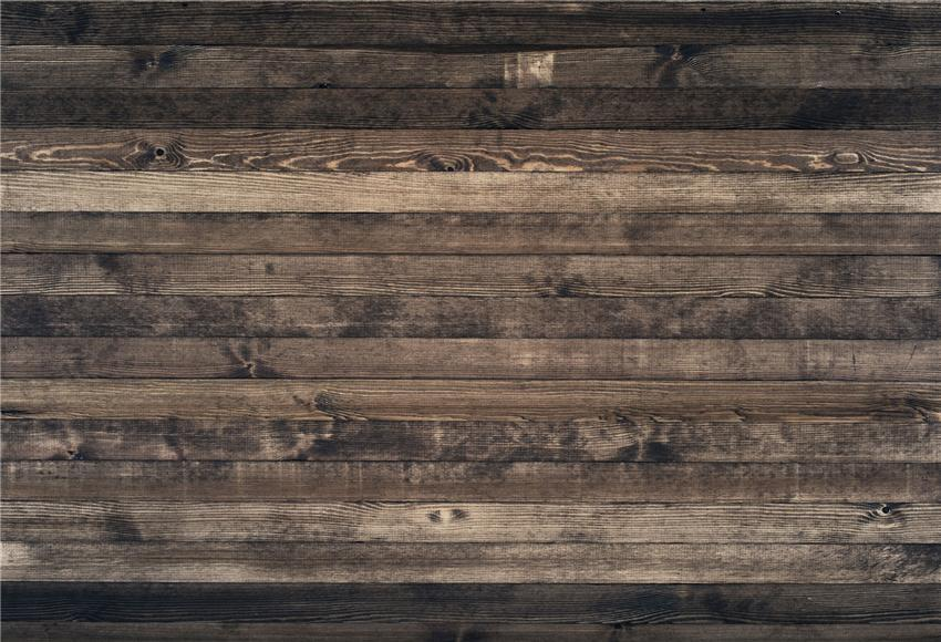 Dark Grey Wooden Photography Backdrops