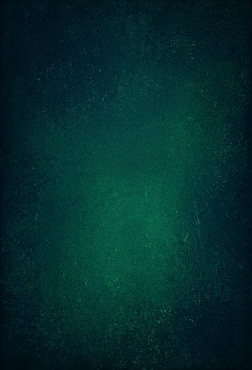Seagreen Dark Abstract Photography Backdrop for Studio Prop