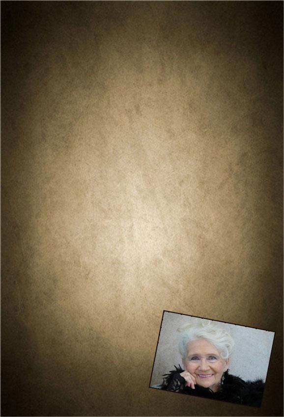 Brown and Light Brown Abstract Backdrop Art Portrait Background