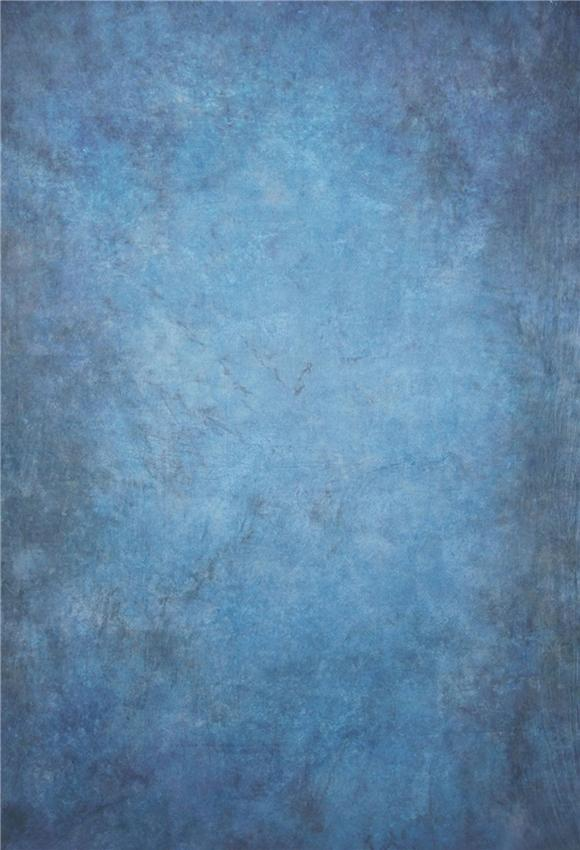 Blue Abstract Texture Photo Studio Backdrop for Photography