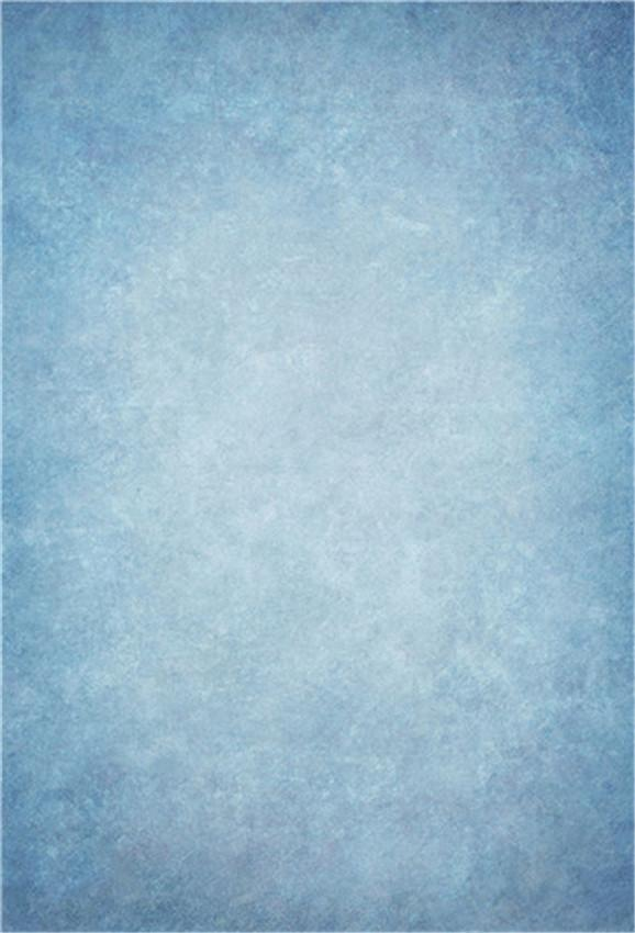 Light Blue Photo Studio Abstract Backdrop for Shooting