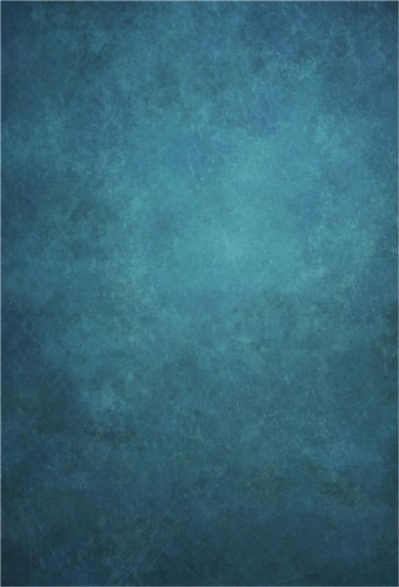 Blue-Green Abstract Backdrop for Photographer Texture Background
