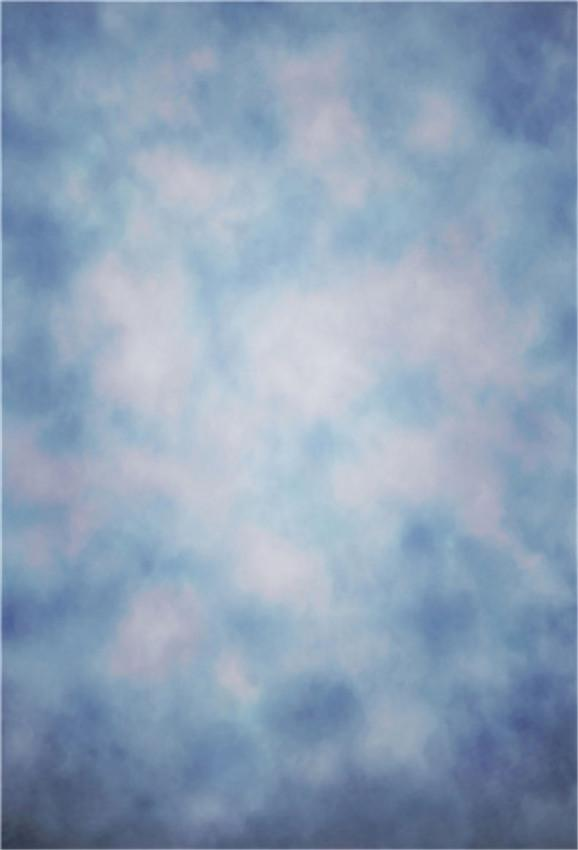 Blue and Pink Texture Abstract Background Photographer Backdrop